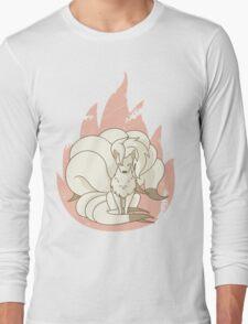 Ninetales - Fire Pokemon Long Sleeve T-Shirt