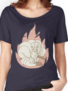 Ninetales - Fire Pokemon Women's Relaxed Fit T-Shirt
