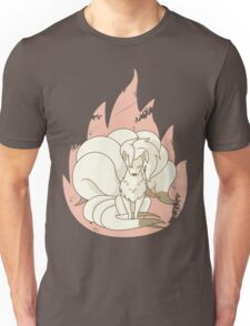 Ninetales - Fire Pokemon Unisex T-Shirt