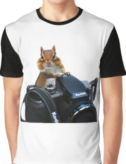 The Photographer's Assistant Graphic T-Shirt