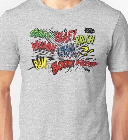 COMICS SPEAK T SHIRT T-Shirt