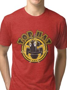 TOP HAT Tri-blend T-Shirt