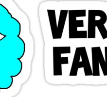 Verified Fangirl Sticker