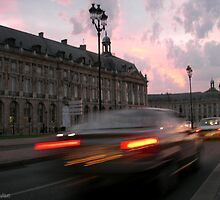 Bordeaux evening... by Vlavo