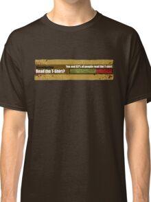 T-Shirt Choices Classic T-Shirt