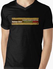 T-Shirt Choices Mens V-Neck T-Shirt