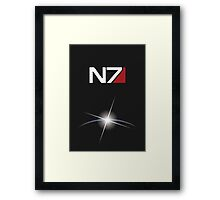 Mass Effect Framed Print