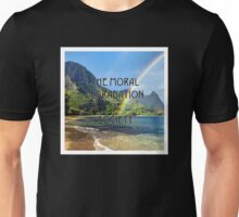 The Moral Degradation of Society Unisex T-Shirt