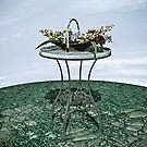 Basket of Flowers by Vac1