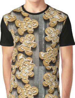 Gingerbread cookies Graphic T-Shirt