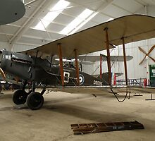 "Bristol F.2B ""Bristol Fighter""  (""Brisfit"") by Edward Denyer"