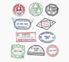 Gaming Passport by OrangeRakoon