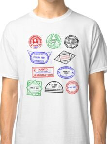 Gaming Passport Classic T-Shirt