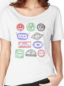 Gaming Passport Women's Relaxed Fit T-Shirt