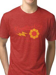 Vermillion City Gym Tri-blend T-Shirt