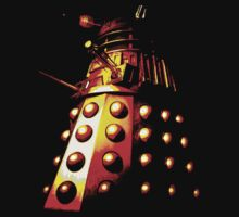 Dalek Gamma – Fire by Steven Miscandlon