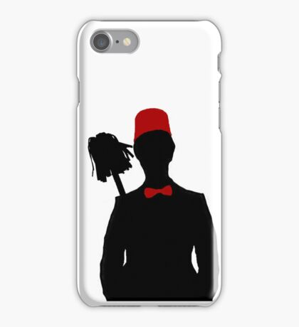 I wear a Fez now iPhone Case/Skin