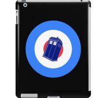 TARDIS Mod Target iPad Case/Skin