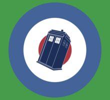 TARDIS Mod Target Kids Clothes
