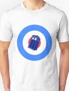 TARDIS Mod Target T-Shirt