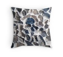 Asteroids Throw Pillow