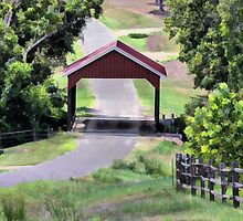 Covered Bridge by SuddenJim