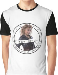 River Song logo Graphic T-Shirt