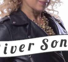 River Song logo Sticker
