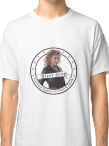 River Song logo Classic T-Shirt