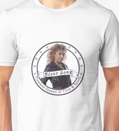 River Song logo Unisex T-Shirt