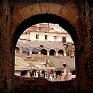 The Beautiful Arches of Italy by paintingsheep