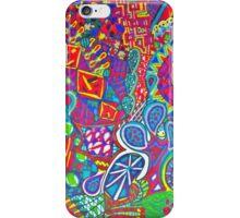 Thick Swirls iPhone Case/Skin