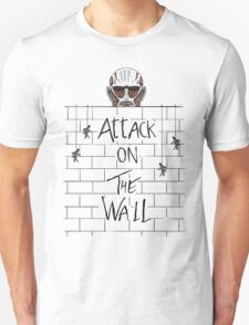 Attack on the Wall Unisex T-Shirt
