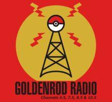 Goldenrod Radio by OrangeRakoon