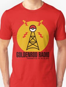 Goldenrod Radio T-Shirt