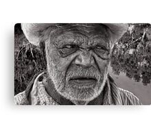 Wangai Elder Canvas Print