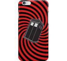 TARDIS Mod Vortex iPhone Case/Skin