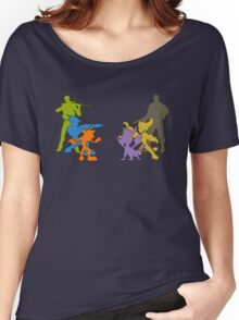Clash of Heroes Women's Relaxed Fit T-Shirt