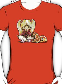 Cocker Spaniel Comforter T-Shirt