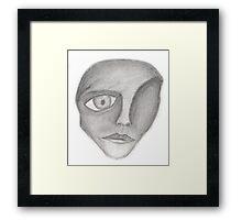 Selenia Framed Print