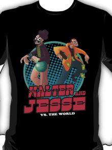 Walt and Jesse VS the World T-Shirt