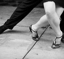 Tango by Gregorio Magno Toral Jiménez
