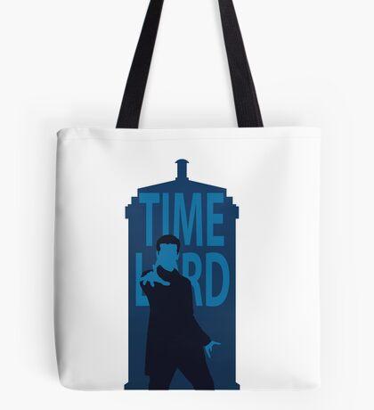 Twelfth Time Lord Tote Bag