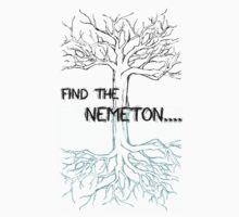 Teen Wolf - Nemeton One Piece - Long Sleeve