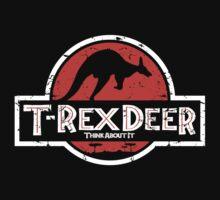 T-Rex Deer by hopper1982