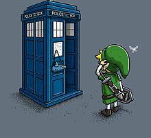 Time Travel Ocarina by Wirdou