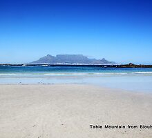 Table Mountain  by Charms714