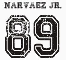 Narvaez's Football Jersey by Emma Smith