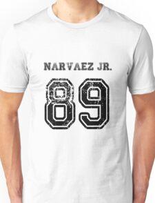 Narvaez's Football Jersey Unisex T-Shirt