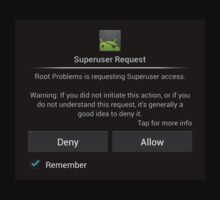 Superuser Request by iamtyy